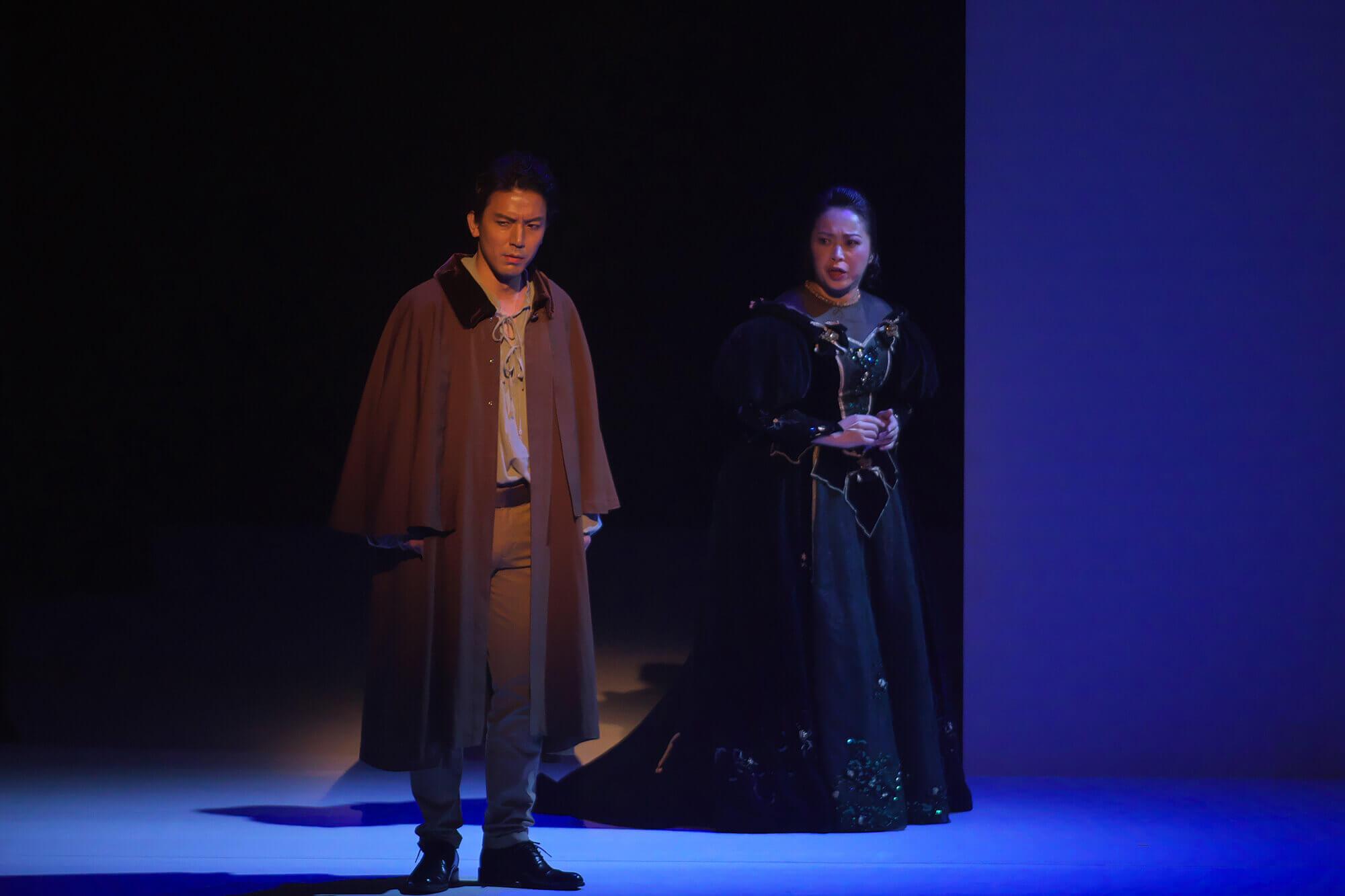 オペラカンパニー・アーリドラーテ Macbeth / 2019(マクベス)