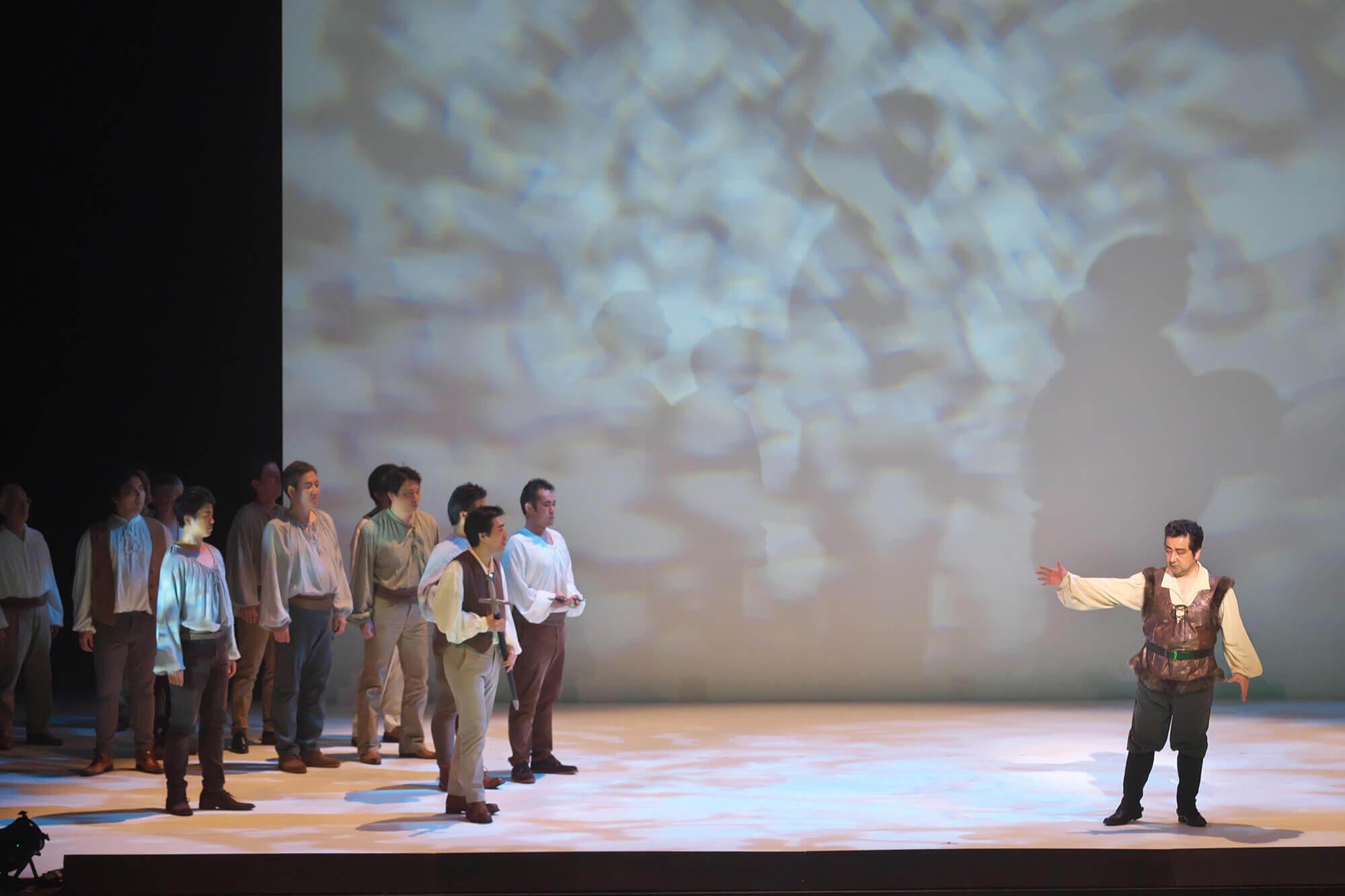 アーリドラーテ オペラカンパニー Macbeth / 2019(マクベス)
