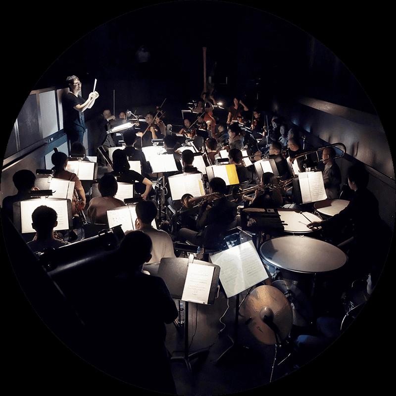 管弦楽 テアトロ・ヴェルディ・ トウキョウ・オーケストラ