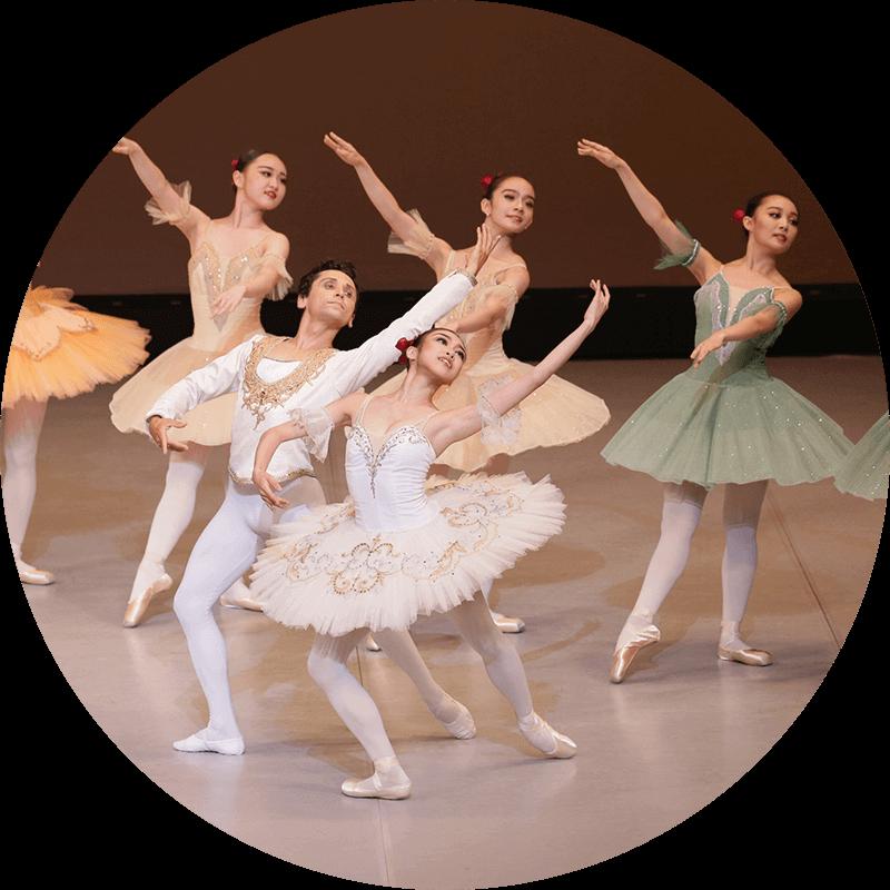 バレエ 国際高等バレエ学校